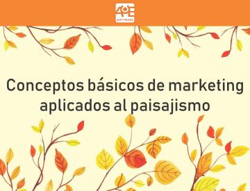 Ebook: Conceptos básicos de marketing en paisajismo