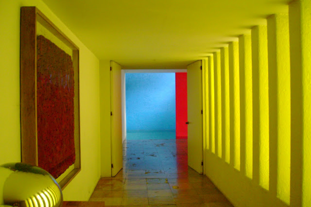 El color en la obra de LUIS BARRAGAN