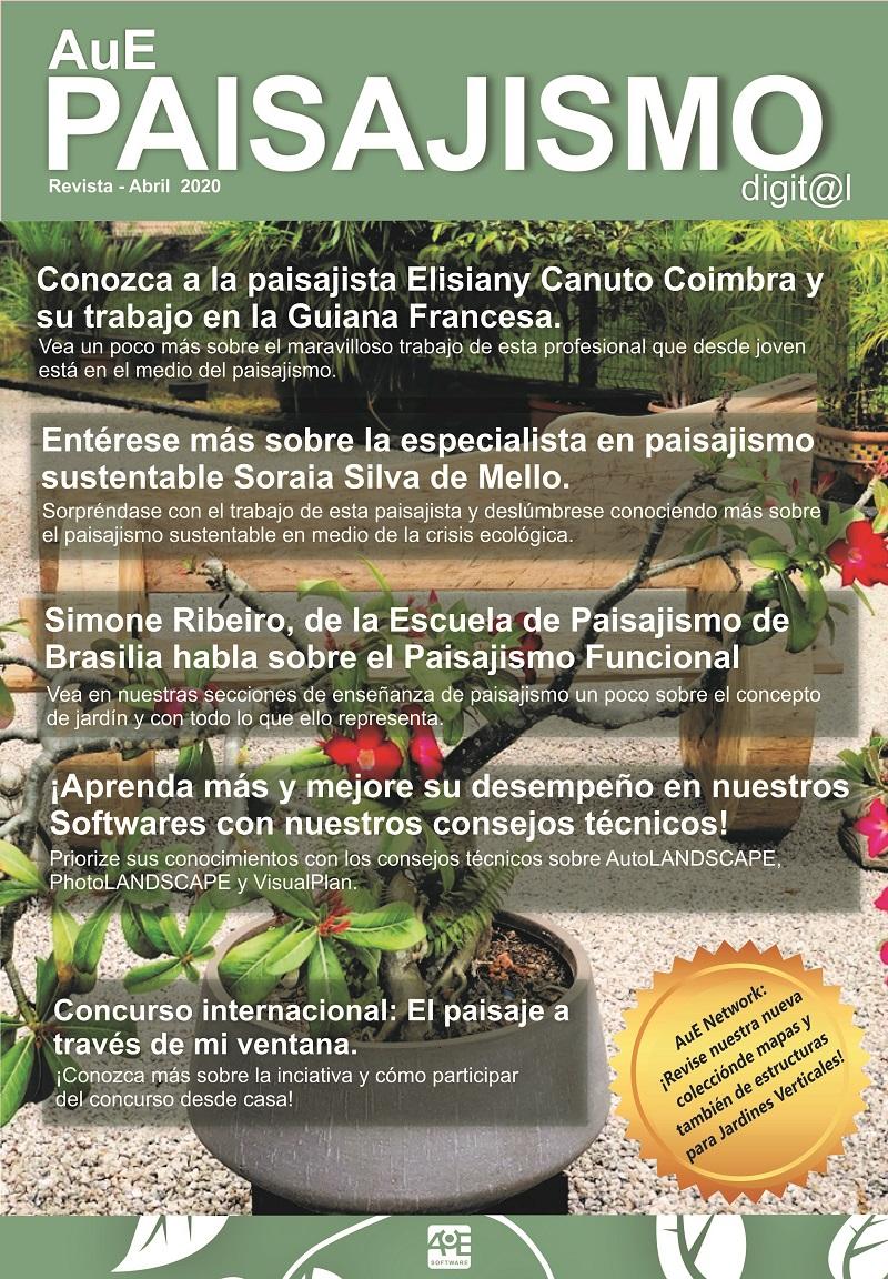 Revista AuE Paisajismo